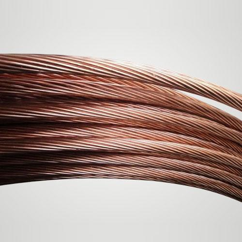 铜覆钢接地绞线